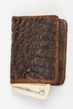 Wallet. stock photos