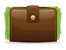 Wallet Icon Stock Photo