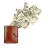 Wallet Stock Image