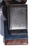 Wallet. Man still life product accessory wallet Royalty Free Stock Photos