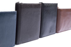 Wallet. Man still life product accessory wallet Stock Images