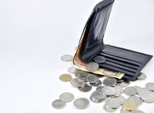 Wallet Money Royalty Free Stock Photo