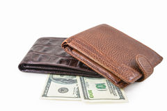 Wallet Royalty Free Stock Photography
