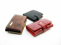Wallets Royalty Free Stock Image