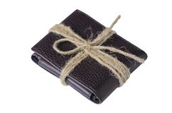 Wallets as a gift royalty free stock photography