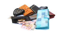 Wallets and money