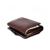 Wallets with money Royalty Free Stock Image