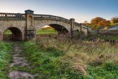 Wallington drogi most Zdjęcie Stock