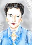 Wallis Simpson Royalty Free Stock Images