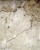 Walll do concreto de Brocken Fotografia de Stock Royalty Free