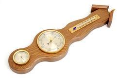 Wallmounted barometer Royalty Free Stock Photos