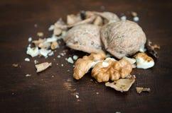 Wallnuts Royalty Free Stock Image