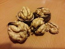 Wallnuts Стоковое Фото