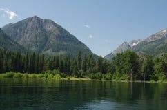 Wallowa Lake Stock Image