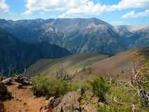 Wallowa Mountains, Oregon Stock Photography