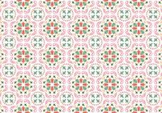 Wallpaer Muster Stock Abbildung
