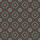 Wallpapaer tiles  seamless pattern vector Stock Photos