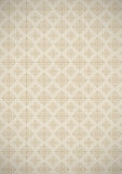 Wallpaper. Old fashioned patterned wallpaper, illustration royalty free illustration