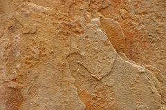Wallpaper. Flat sandstone plate pattern - wallpaper Stock Image