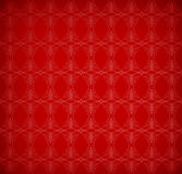 Wallpaper. Red wallpaper with a pattern - seamless texture Royalty Free Stock Photos