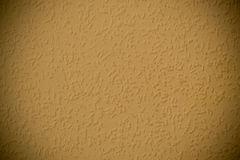 Wallpaper. Detail of cream wallpaper background with vignetted Stock Photo