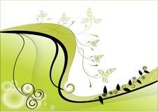 Wallpaper stock illustration