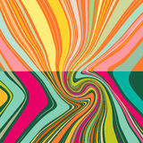 Wallpaper abstract wave pattern background Stock Photo