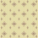 Wallpaper background pattern Stock Photos