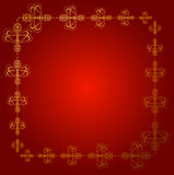 Wallpaper background pattern Royalty Free Stock Images