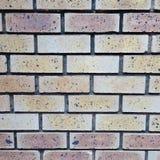 Wallpaper. Brick wall plain Stock Images