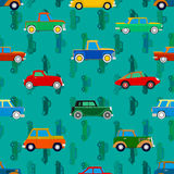 Wallpaper of cars. Stock Images