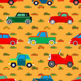 Wallpaper of cars. Royalty Free Stock Images