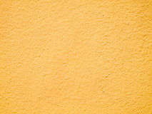 Wallpaper cement orange background Stock Images
