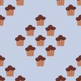 Wallpaper chocolate cake. Background chocolate cake. Stock Photography