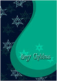 Wallpaper for christmas time Royalty Free Stock Photos