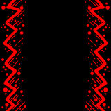 Wallpaper dark Stock Image