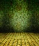 wallpaper för grunge 3d Royaltyfria Bilder