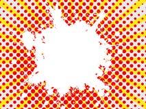 wallpaper för textur för orientering för bakgrundsdiagramillustration Royaltyfri Fotografi
