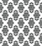 Wallpaper in geometrical shape Royalty Free Stock Images