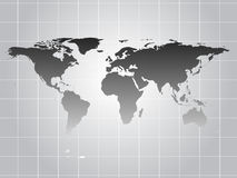Wallpaper, globe background series Royalty Free Stock Photo