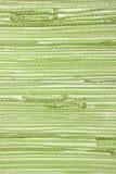 Wallpaper grass clot. Closeup of the wallpaper grass cloth texture Stock Images