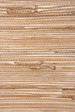 Wallpaper grass cloth texture Stock Photography