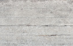 Wallpaper of gray planks with rough old paint Royalty Free Stock Photography
