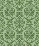 Wallpaper green-green. Swatch or wallpaper in tones of green Stock Photos