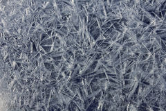 Wallpaper ice on the river Stock Photography