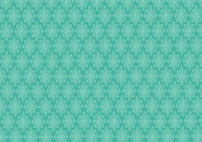 Wallpaper with iterative elements stock illustration