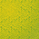 Wallpaper with jungle pattern Royalty Free Stock Photography