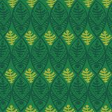 Wallpaper with leaves Royalty Free Stock Photo