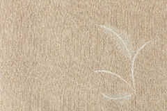 Wallpaper natural linen fabric texture. For background Stock Image