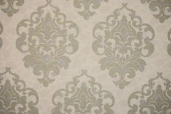 Wallpaper in the old style Royalty Free Stock Images